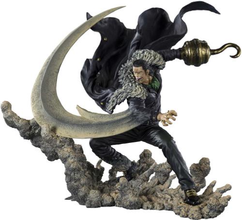 One Piece Figuarts ZERO Sir Crocodile Extra Battle 8 -Inch Statue [Paramount War]