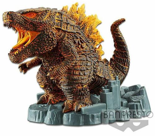 Godzilla: King of Monsters Deforume King Godzilla 4-Inch Collectible PVC Figure