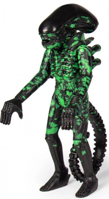ReAction Alien Series 3 Xenomorph 3.75-Inch 3/12 Mystery Mini Figure [Acid Blood Loose]