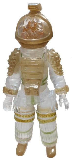 ReAction Alien Series 3 Ghost 3.75-Inch 1/12 Mystery Mini Figure [Loose]
