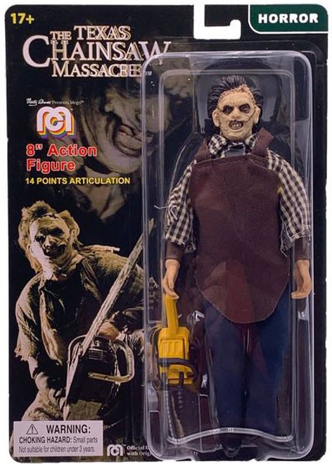 Texas Chainsaw Massacre Leatherface Action Figure