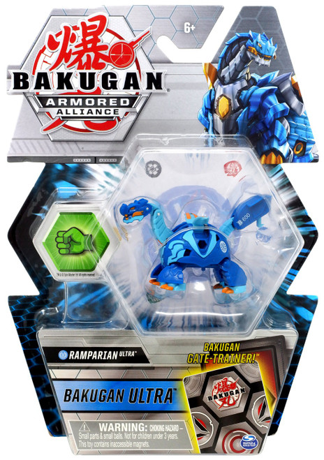 Bakugan Armored Alliance Ramparian Ultra