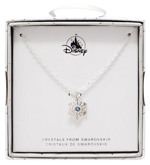 Disney Frozen Frozen 2 Snowflake Exclusive Necklace [Crystal from Swarovski]