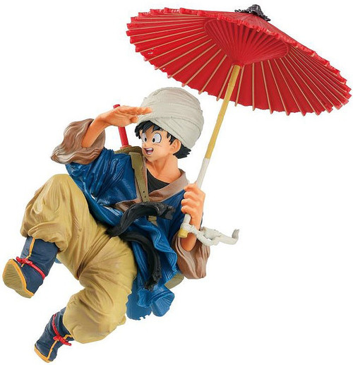 Dragon Ball Z World Figure Colosseum 2 Goku 7.1-Inch Collectible PVC Figure Vol.5 [Normal Color Version] (Pre-Order ships January)