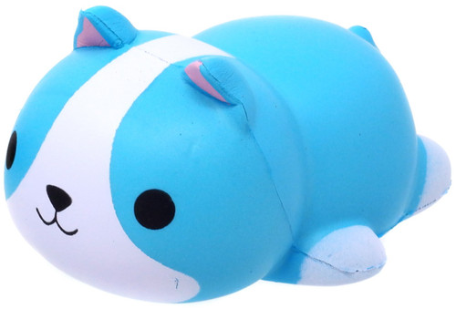 Soft'N Slow Squishies Series 2 Animal Pals Kind Kitten Squeeze Toy