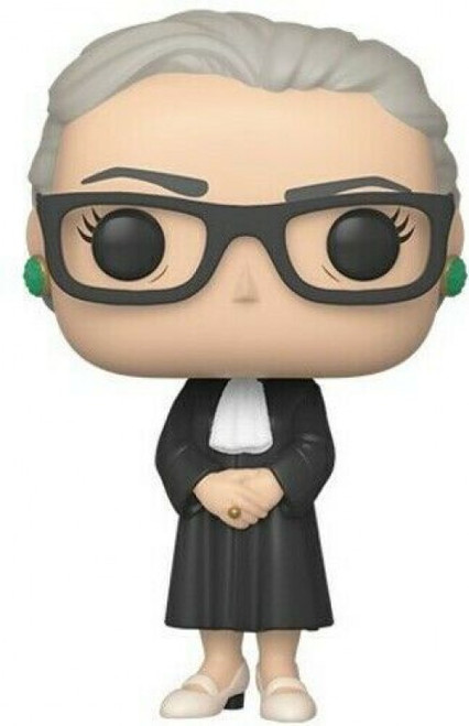 Funko American History POP! Icons Ruth Bader Ginsburg Vinyl Figure [Damaged Package]