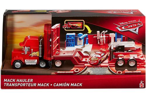 Disney / Pixar Cars Cars 3 Mack Hauler Playset [Damaged Package]