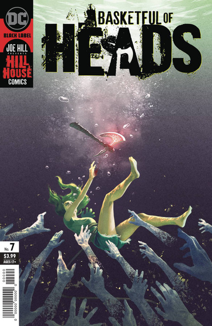 DC Black Label Basketful of Heads #7 of 7 Hill House Comics Comic Book