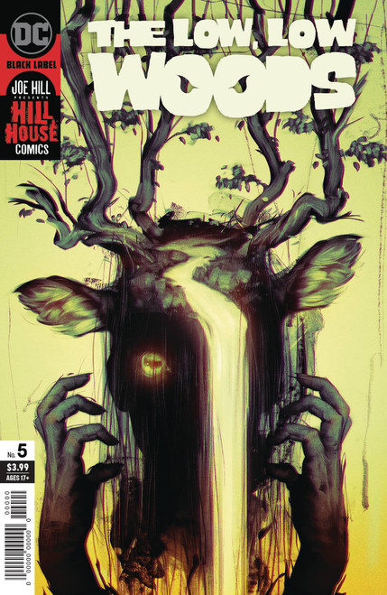 DC Black Label Low Low Woods #5 of 6 Hill House Comics Comic Book