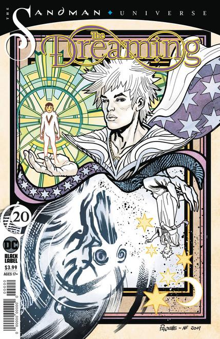 DC Dreaming #20 The Sandman Universe Comic Book