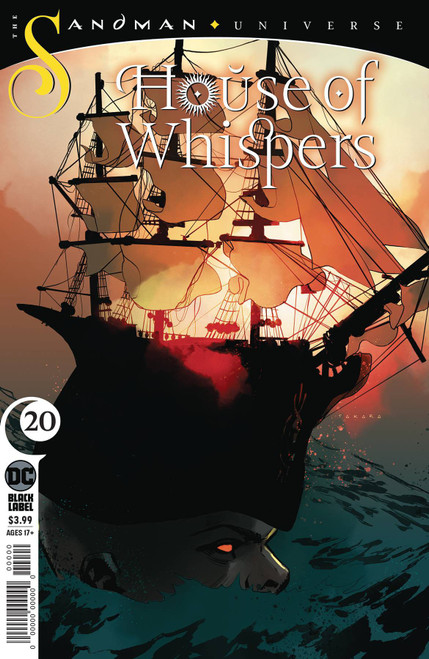 DC House of Whispers #20 The Sandman Universe Comic Book