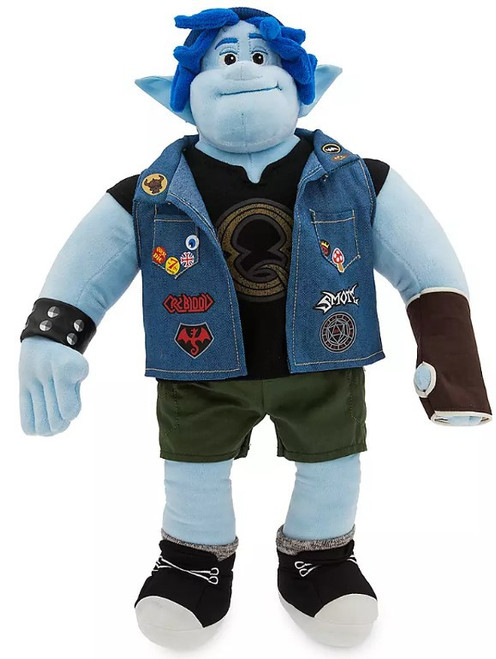 Disney / Pixar Onward Barley Lightfoot Exclusive 19-Inch Medium Plush