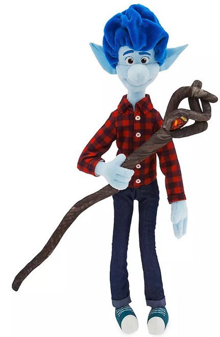 Disney / Pixar Onward Ian Lightfoot Exclusive 19-Inch Medium Plush