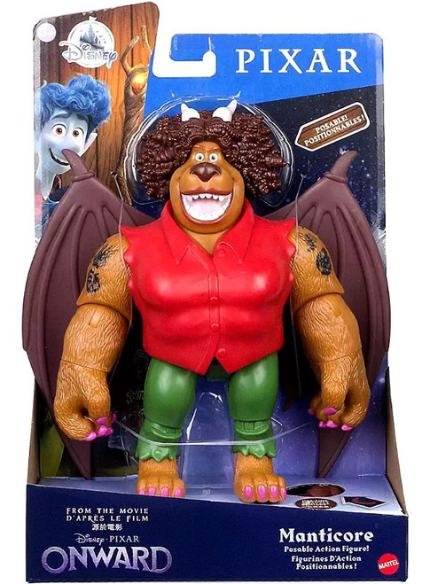 Disney / Pixar Onward Manticore Exclusive Posable Action Figure