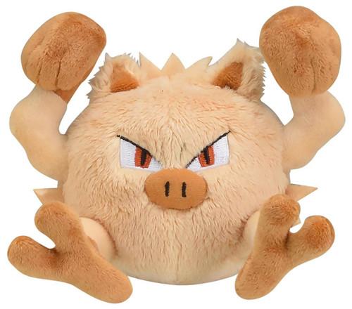 Pokemon Sitting Cuties Mankey Exclusive 6.5-Inch Plush
