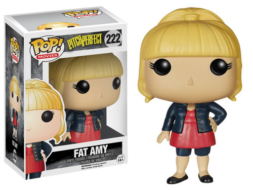 Funko Pitch Perfect POP! Movies Fat Amy Vinyl Figure #222 [Damaged Package]