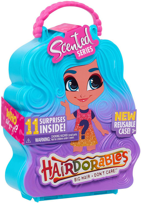 Hairdorables Series 4 Scented Doll