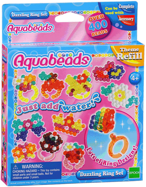 Aquabeads Dazzling Ring Set