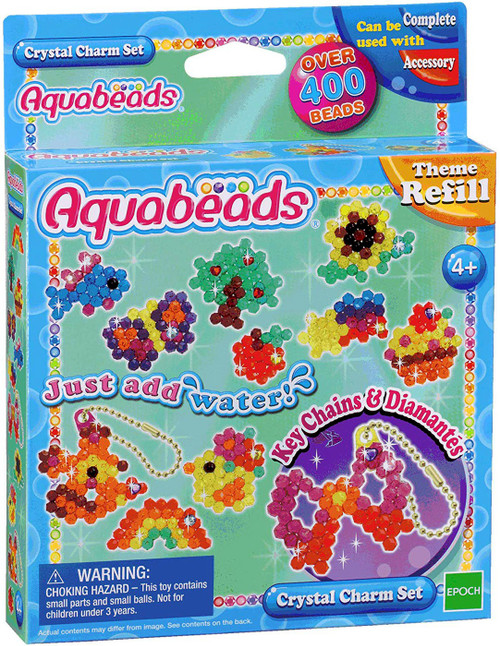Aquabeads Crystal Charm Set