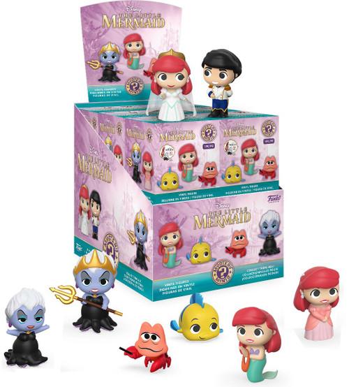 Funko Disney Mystery Minis The Little Mermaid Mystery Box [12 Packs]