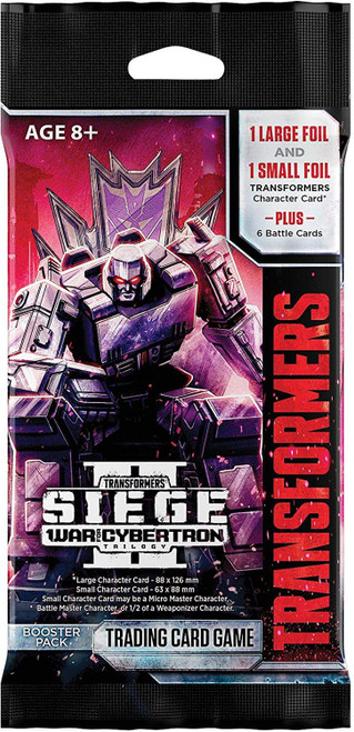 Transformers Generations War for Cybertron Siege 2 Booster Pack