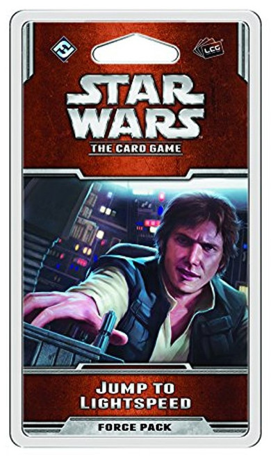 Star Wars The Card Game Jump to Lightspeed Force Pack