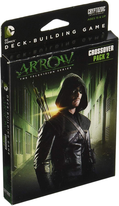 DC Arrow Deck Building Game Expansion [Crossover Pack 2]