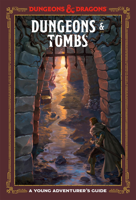 Dungeons & Dragons Dungeons & Tombs A Young Adventurer's Guide