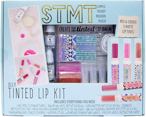 STMT Simple Trendy Modern Touch D.I.Y. Tinted Lip Kit