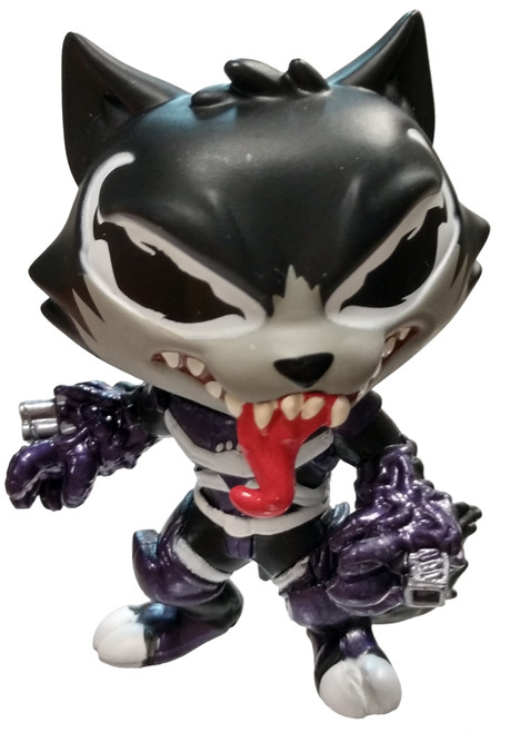 Funko Marvel Venomized Rocket Exclusive 1/12 Mystery Minifigure [Loose]