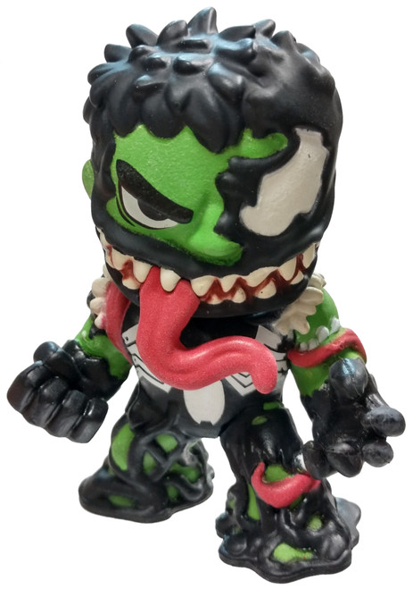 Funko Marvel Venomized Hulk (Glow in the Dark) Exclusive 1/12 Mystery Minifigure [Loose]