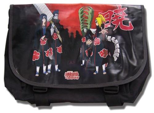 Naruto Akatsuki Messenger Bag