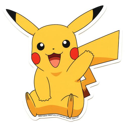 Funko Pokemon Pikachu Exclusive 4-Inch Sticker