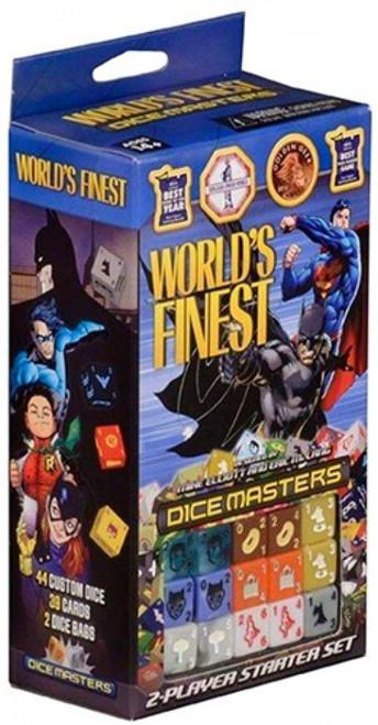 DC Dice Masters World's Finest Starter Set