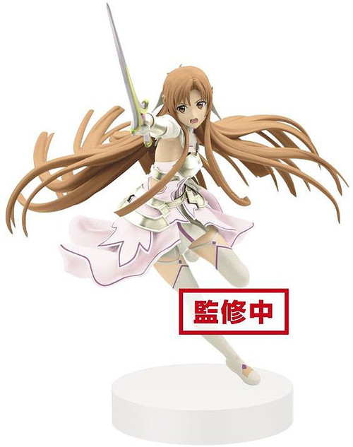 Sword Art Online: Alicization Espresto Figure Collection Asuna 8-Inch Collectible PVC Figure [The Goddess of Creation] (Pre-Order ships November)