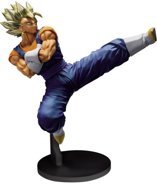 Dragon Ball Super Blood of Saiyans Super Saiyan Vegito 6-Inch Collectible PVC Figure Vol.9 [Special Version] (Pre-Order ships November)