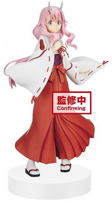 That Time I Got Reincarnated as a Slime Espresto Collection Shuna 8.3-Inch Collectible PVC Figure [Maiden Costume Texture]
