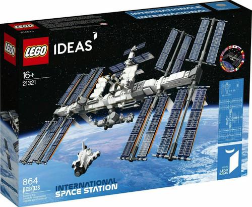 LEGO Ideas International Space Station Exclusive Set #21321