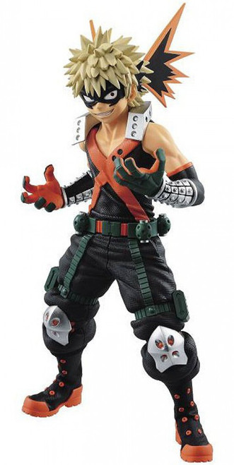My Hero Academia Texture Katsuki Bakugo 7.4-Inch Collectible PVC Figure Vol.2