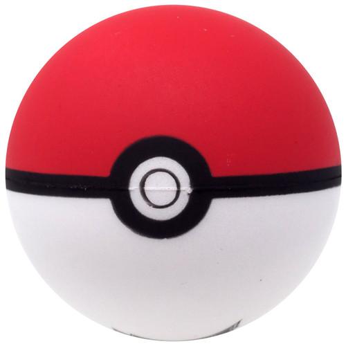 Pokemon Poke Ball 2-Inch Foam Ball