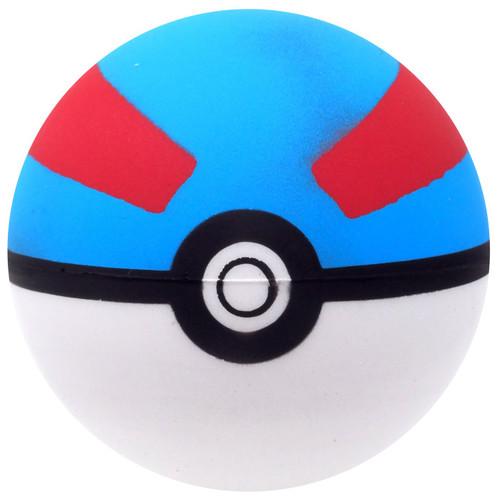 Pokemon Great Ball 2-Inch Foam Ball