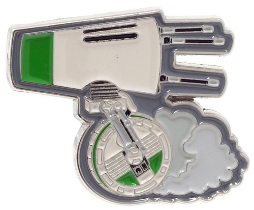 Funko Star Wars D-O Exclusive 1.5-Inch Pin
