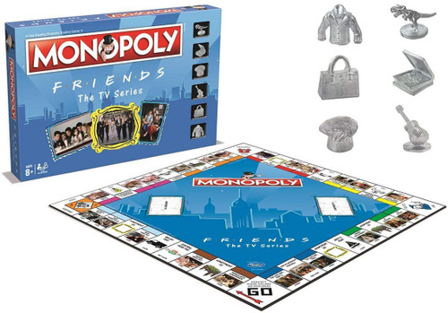 Monopoly Friends Exclusive Board Game