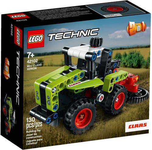 LEGO Technic Mini CLAAS Xerion Set #42102
