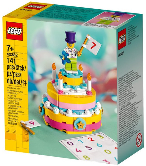 LEGO Birthday Set #40382