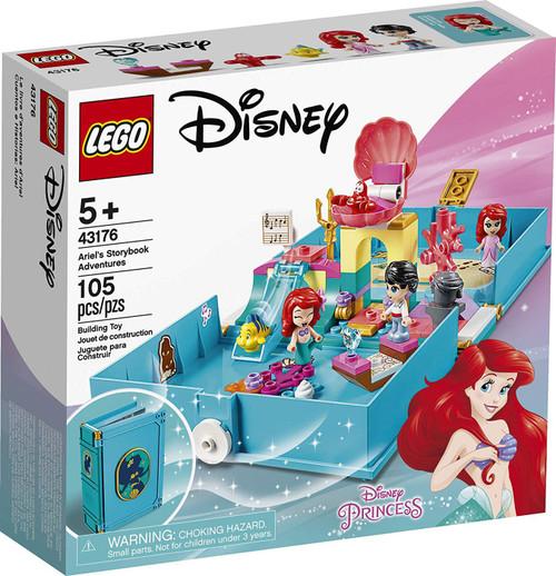 LEGO Disney Princess Ariel's Storybook Adventures Set #43176