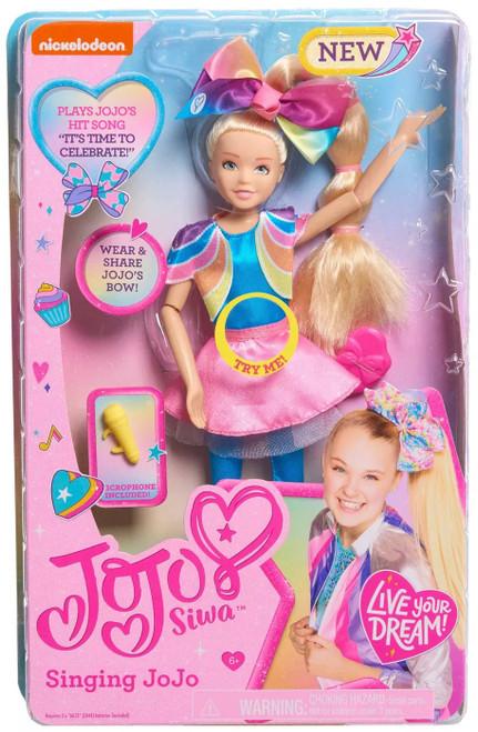 Nickelodeon JoJo Siwa Singing JoJo Doll [It's Time to Celebrate!]