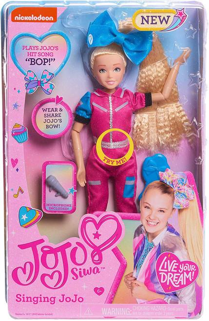 Nickelodeon JoJo Siwa Singing JoJo Doll [BOP!]