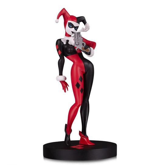 DC Designer Series Harley Quinn 7-Inch Mini Statue [Bruce Timm] (Pre-Order ships October)