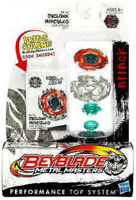 Beyblade Metal Masters Cyclone Herculeo BB-94 [Loose]